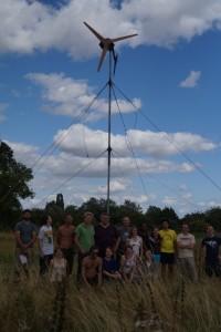 Bicester team turbine up
