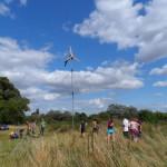 Bicester turbine up