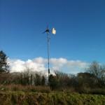 exeter turbine in sun