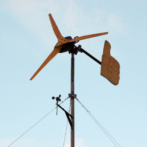 Complete Wind Turbine - Commission